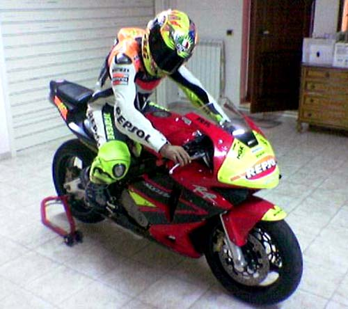 La Mia Yamaha Yzf R6 The Last Day In The Web Jnet At Iolit